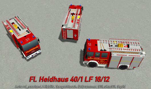 FL HD 401