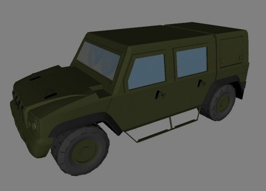 IVECO LMV LINCE 2
